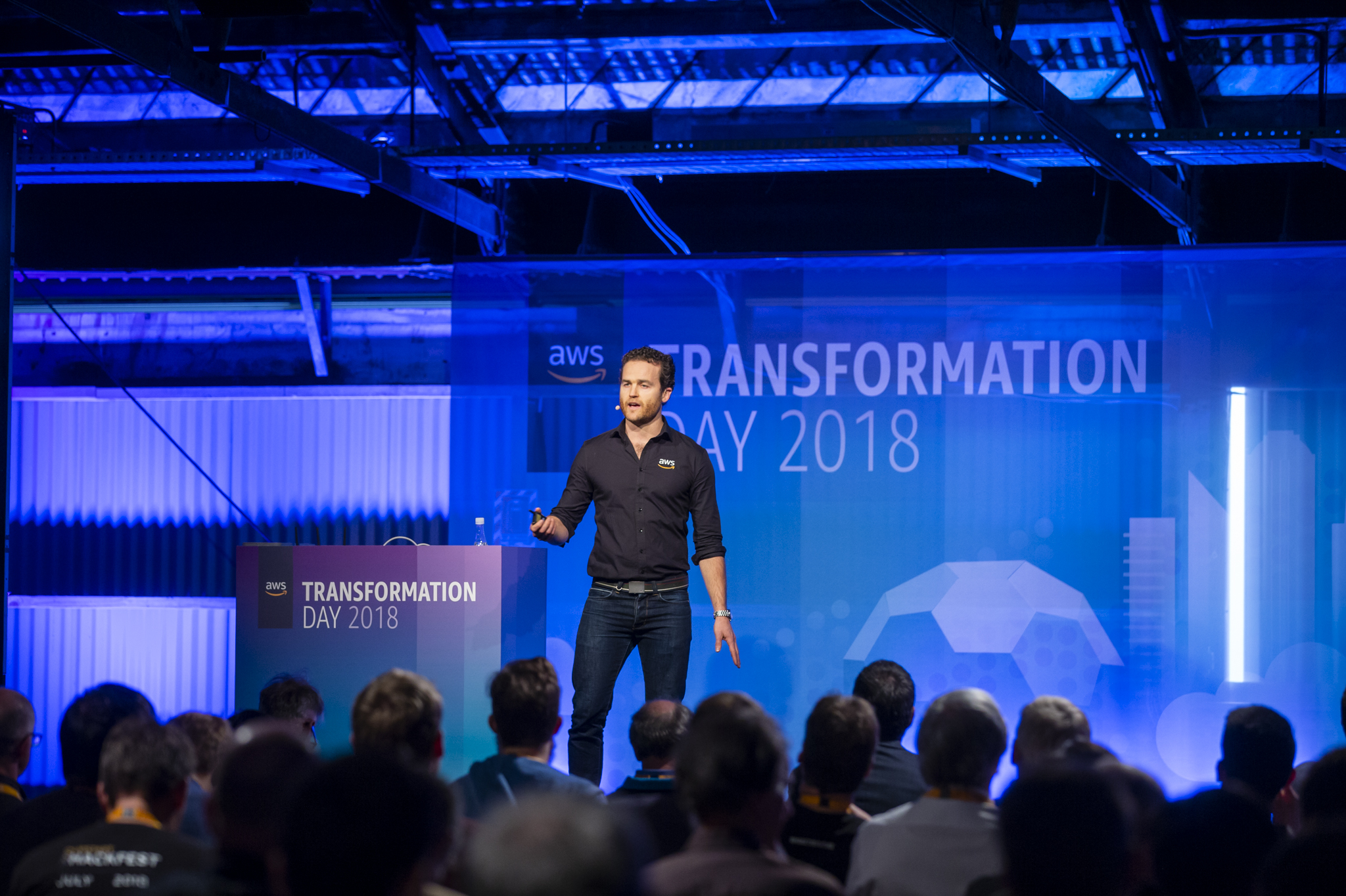 <p>AWS Transformation Day</p>