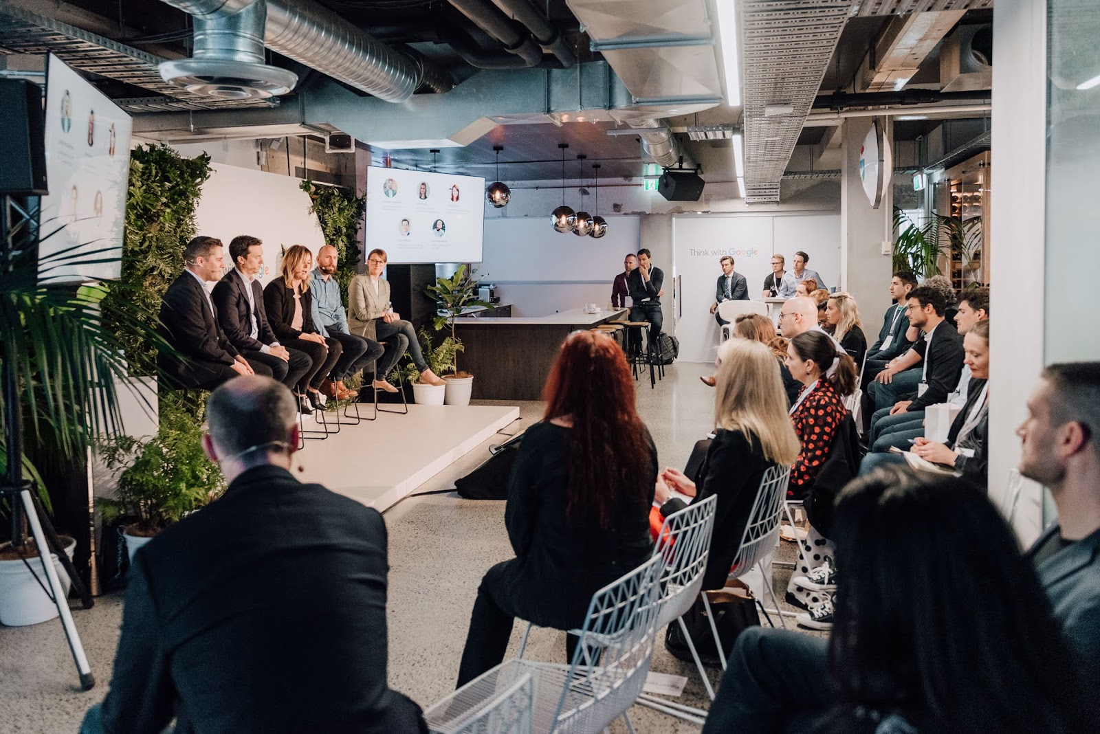 <p>GOOGLE NEW ZEALAND HOST FIRST ANNUAL THINK WITH GOOGLE EVENT</p>
